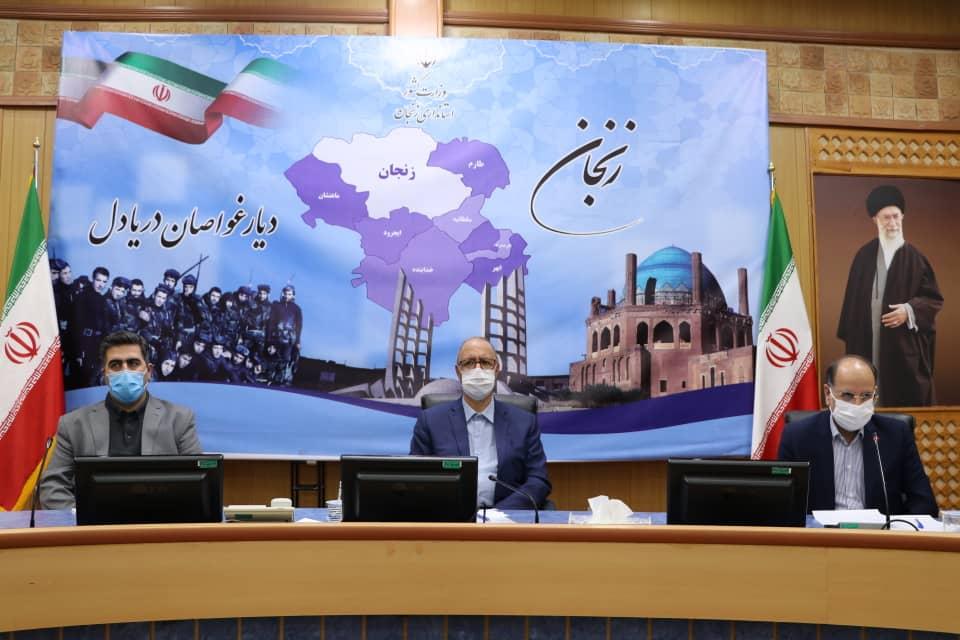 در ایام نوروز پذیرش مسافر در زنجان نخواهیم داشت