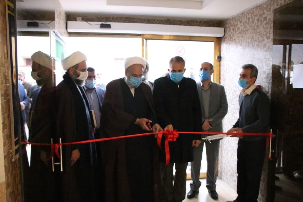 افتتاح چندین پروژه عمرانی توسط دستگاه قضایی زنجان