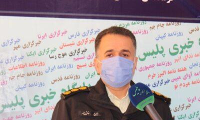 کشف لوازم یدکی قاچاق در زنجان