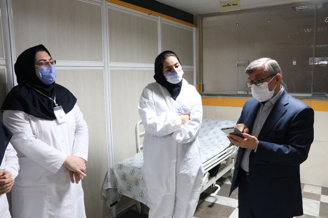 نخستین مرحله واکسیناسیون علیه بیماری کرونا در زنجان همزمان با سراسر کشور