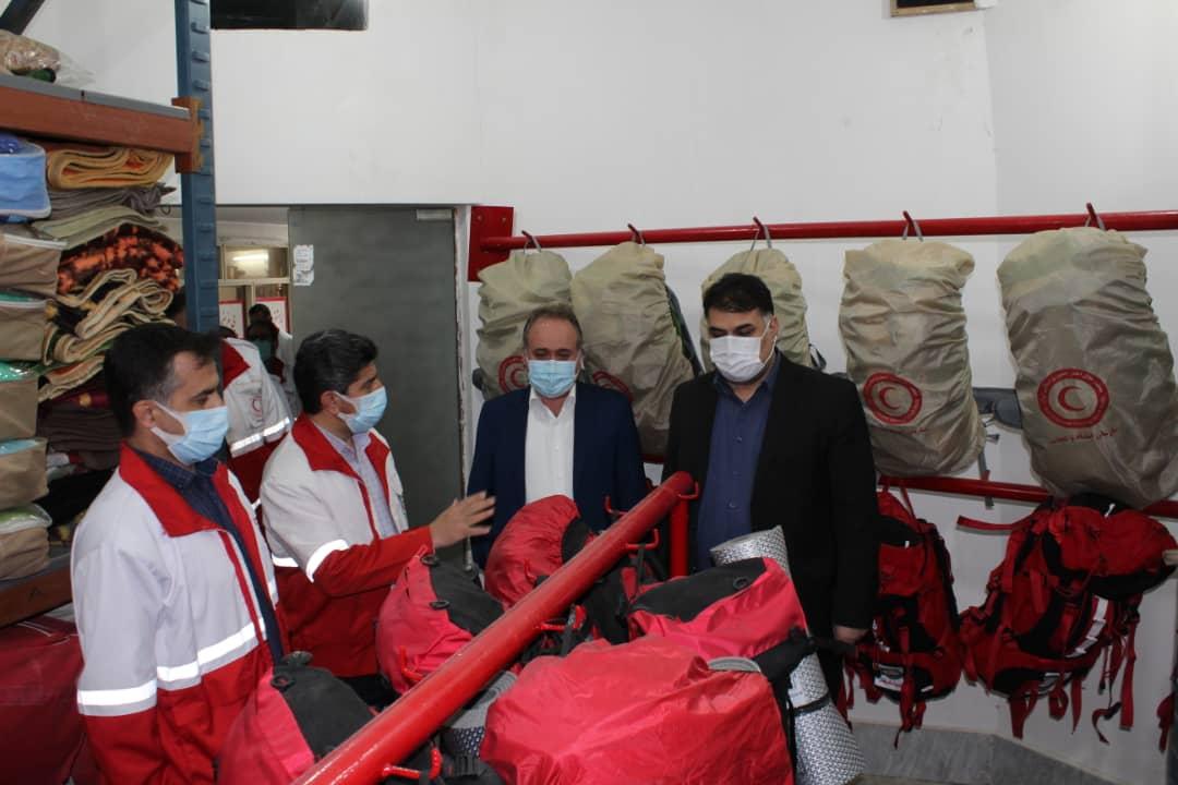 50 دستگاه خودروی امدادی به ناوگان هلال احمر اضافه می شود