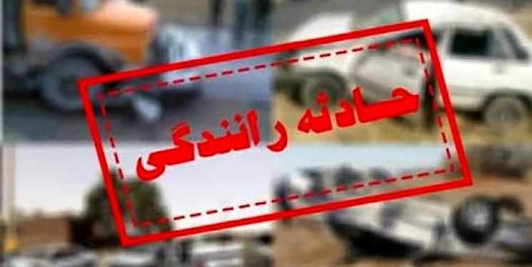 تصادف زنجیرهای در زنجان 7مصدوم بر جای گذاشت