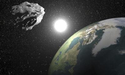 با اعلام ناسا کمتر از 10 روز دیگر یک سیارک از کنار زمین عبور میکند