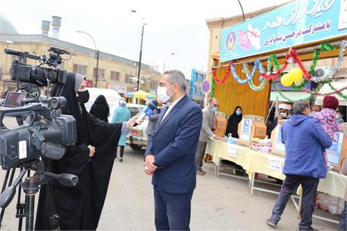 برگزاری جشن نیکوکاری با شعار «عیدی برای همه»