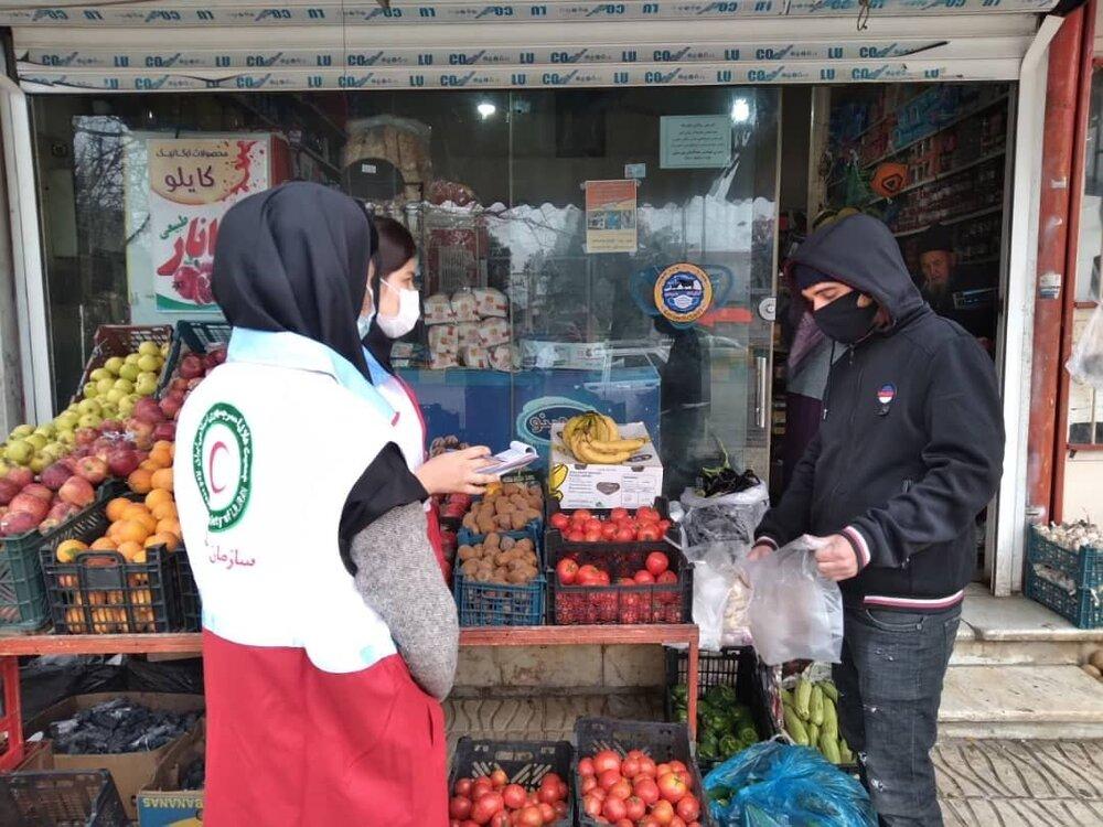 نظارت ناظران سلامت طرح شهید سلیمانی بر 26 هزار واحد صنفی