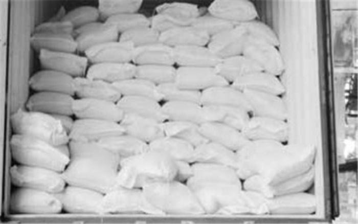 15 تن آرد قاچاق در زنجان کشف شد