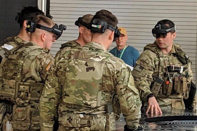 تجهیز ۴۰ هزار سرباز آمریکایی به عینکهای هوشمند جدید «گاگلز»