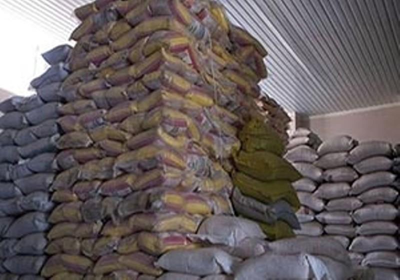 700تن برنج احتکار شده در زنجان کشف شد