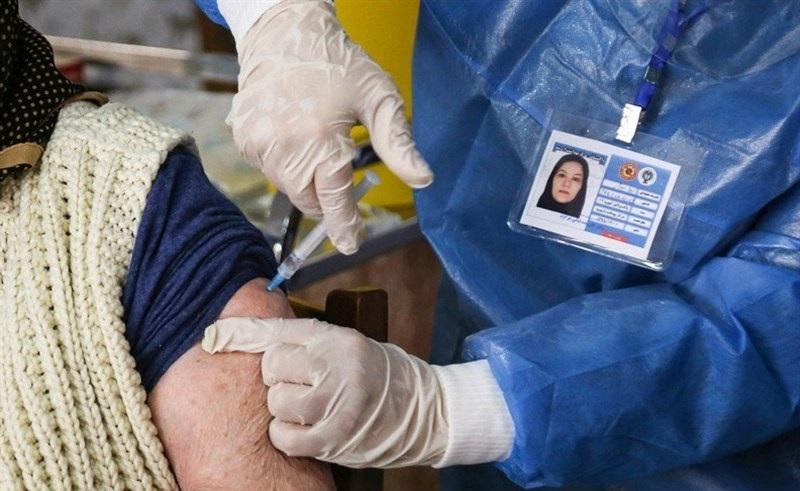 آغاز فاز ۲ واکسیناسیون افراد بالای ۸۰ سال در زنجان