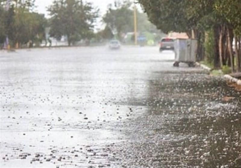 کاهش 44 درصدی میزان بارندگی های استان زنجان نسبت به سال قبل