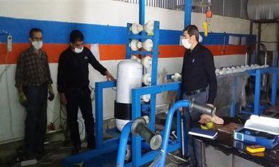 روند کاهشی فعالیت آزمایشگاه های تست مخازن CNG خودرو در سطح استان زنجان