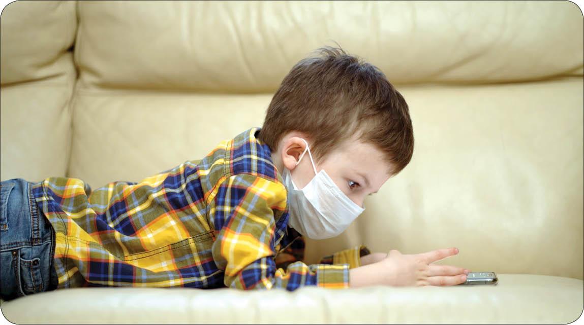 تشخیص کرونا در کودکان مشکلتر است