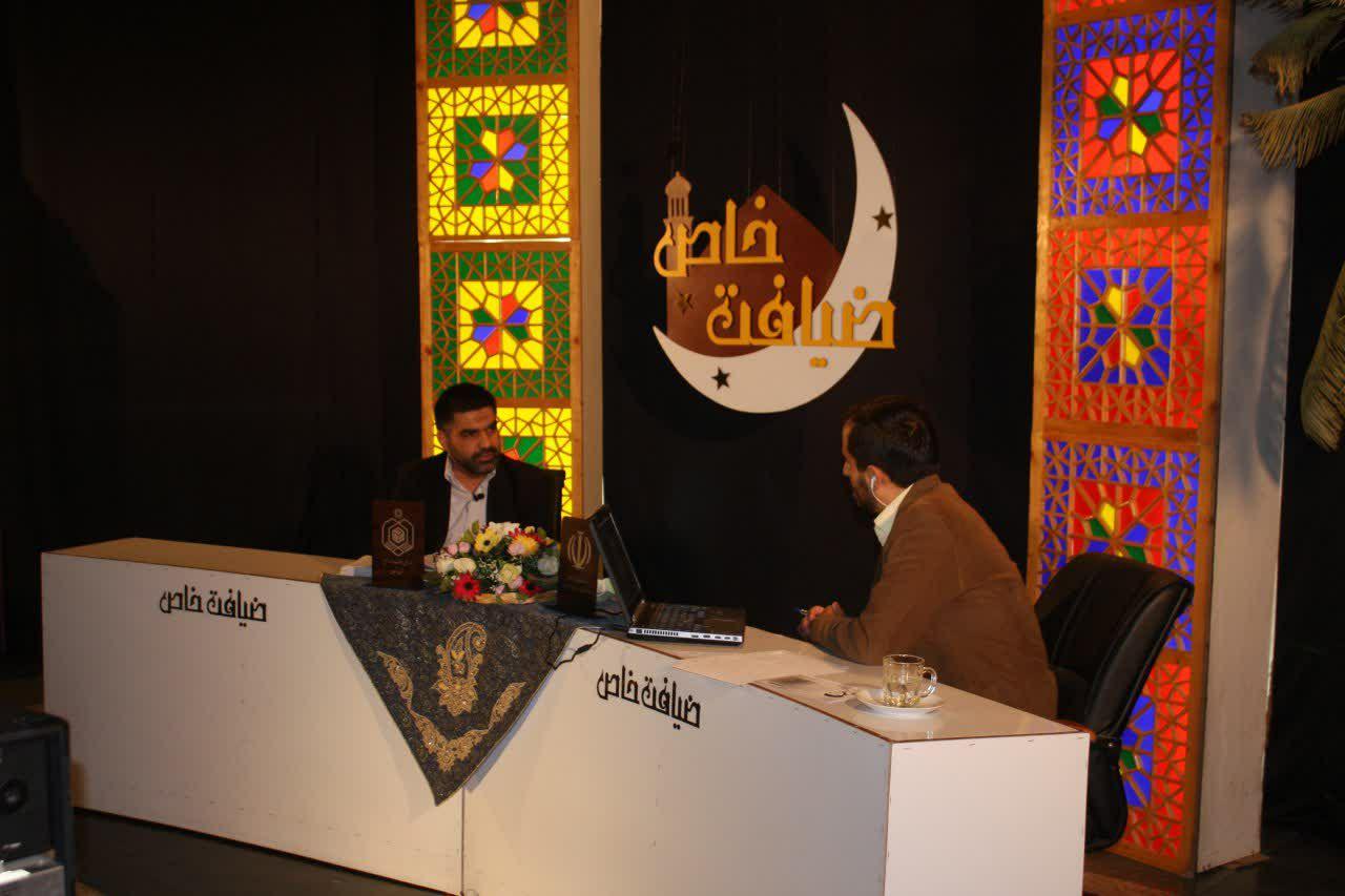 اجرای برنامه ضیافت خاص به صورت مجازی در ایام ماه مبارک رمضان