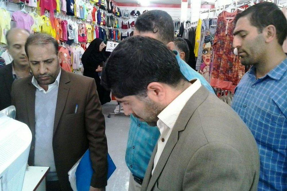 3 هزار و 565 مورد بازرسی از صنوف در شهرستان خدابنده