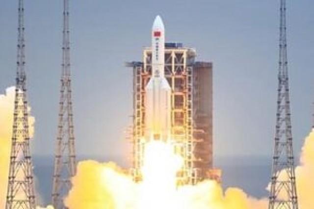 خطری بیخ گوش زمین؛موشک چینی احتمالا شنبه وارد جو زمین میشود