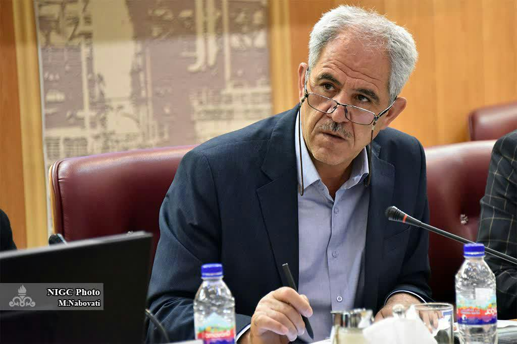 چتر گاز رسانی برای بیش از 2 هزار و 360 واحدصنعتی- تولیدی در استان زنجان