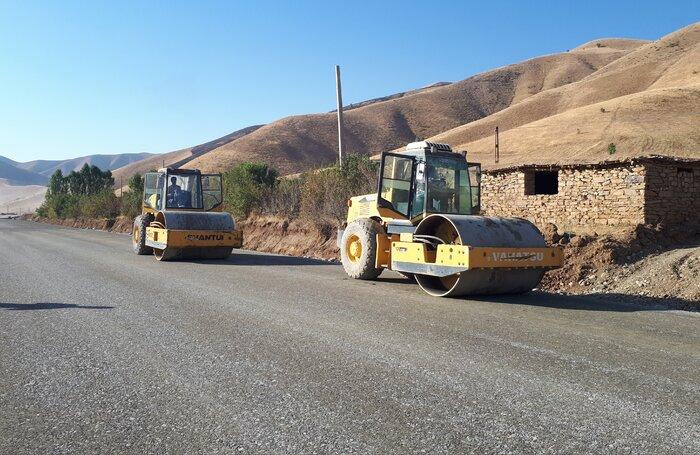 3350 میلیارد ریال پروژه حوزه راهداری استان زنجان دردست اقدام است