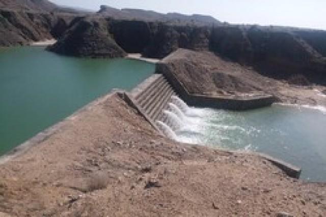 بهره برداری از پروژه بند خاکی چهرآباد تیر ماه سال جاری