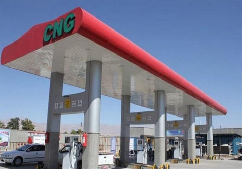 توزیع ۲۲ میلیون و ۲۰۹ هزار مترمکعب گاز در جایگاه های سوخت گاز استان زنجان