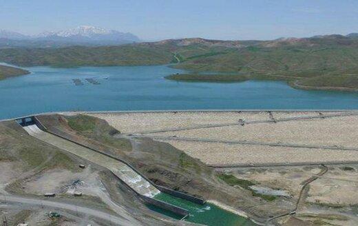 کاهش 60 درصدی ورودی مخازن آب سدهای استان زنجان