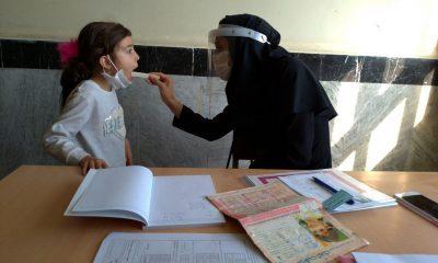 سنجش سلامت بیش از 20هزار نوآموز در پایگاه های ثابت و سیار در سطح استان زنجان