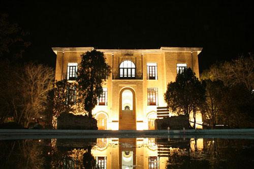 افتتاح موزه صنایعدستی در عمارت دارایی