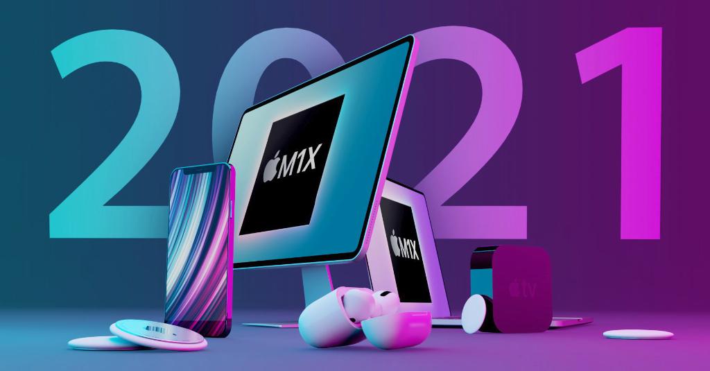 معرفی محصولات اپل در رویداد WWDC 2021