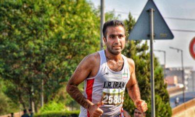 کسب عنوان قهرمانی اولین دوره مسابقات اسکای رانینگ زنجان توسط محمود مرادی