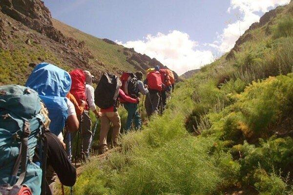 آشنایی کوهنوردان و طبیعت گردان با فرهنگ منابع طبیعی، پیشگیری و اطفاء حریق در مراتع