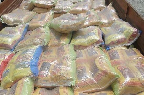 بيش از 4 تن برنج احتکار شده در شهرستان ابهر کشف شد
