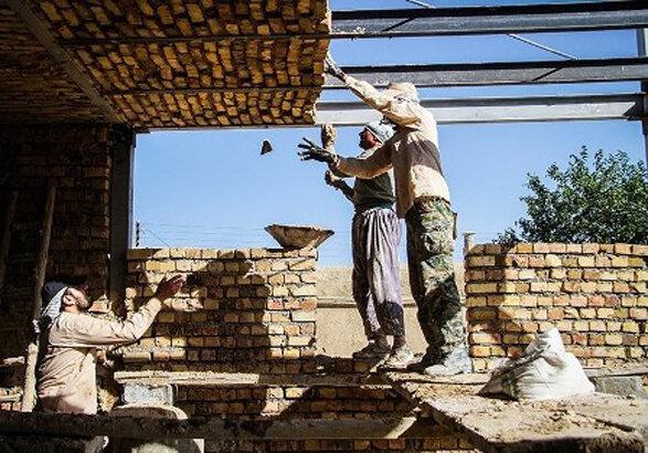تامین 500 میلیارد تومان اعتبار برای بهسازی و نوسازی مسکن روستایی