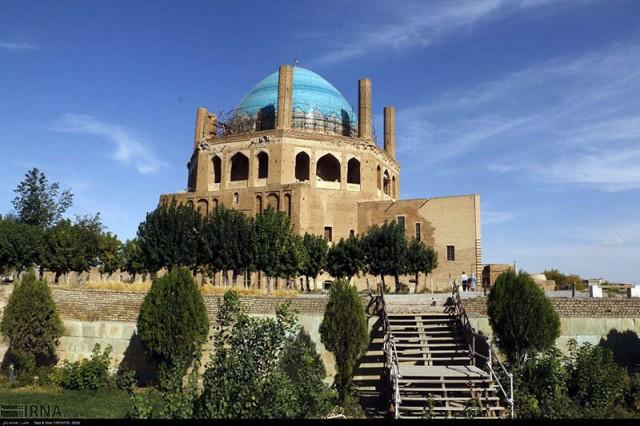 بزرگداشت سالروز ثبت جهانی گنبد سلطانیه برگزار میشود