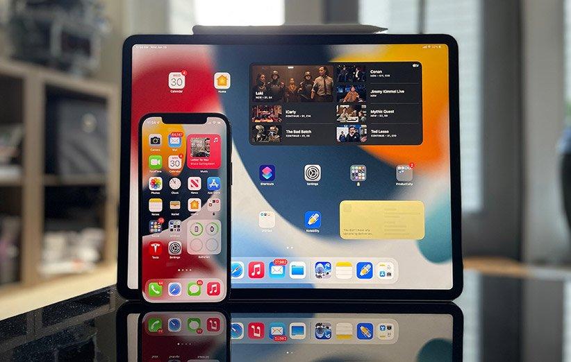 انتشار جدیدترین بتای عمومی iOS 15 و iPadOS 15 توسط اپل