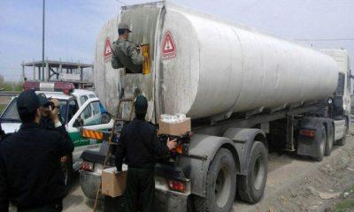 کشف بیش از 3هزار لیتر گازوئیل قاچاق در خدابنده