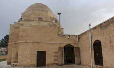 اتمام عملیات مرمت اضطراری موزه پیراحمد زهرنوش در ابهر