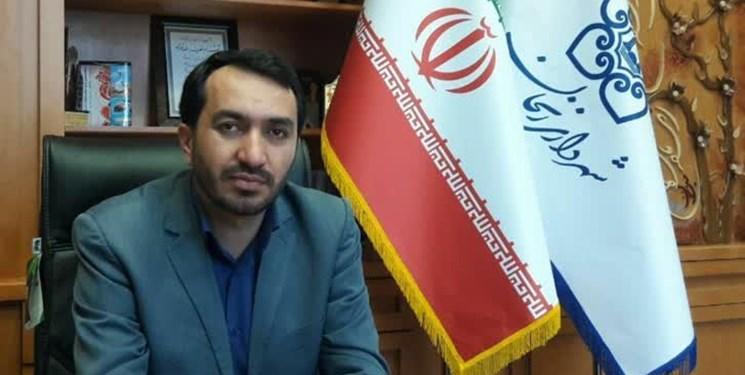 نصب تندیس 4 شهید شاخص استان در زنجان