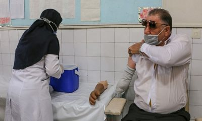 آغاز واکسیناسیون کرونای جانبازان بالای 25 درصد زنجانی