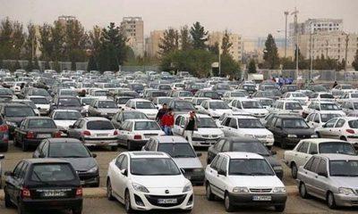 ترخیص خودروهای رسوبی از پارکینگهای زنجان