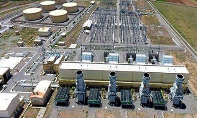 بیش از 3 میلیون و 500 هزار متر مکعب مصرف روزانه گاز نیروگاه سلطانیه