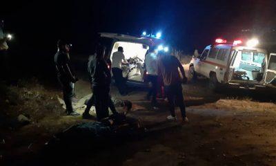 سقوط خودرو به دره در طارم، جان 2 نفر را گرفت