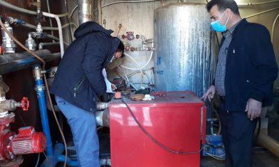 بهینه سازی رایگان موتورخانه واحدهای مسکونی در زنجان
