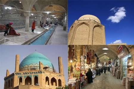 شناسایی و مستند نگاری 46 پرونده از آثار تاریخی و طبیعی زنجان