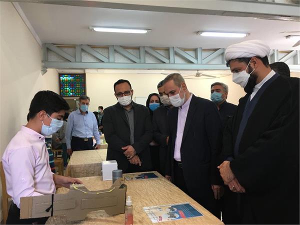 افتتاح باشگاه کارآفرینان نوجوان در زنجان به صورت مجازی