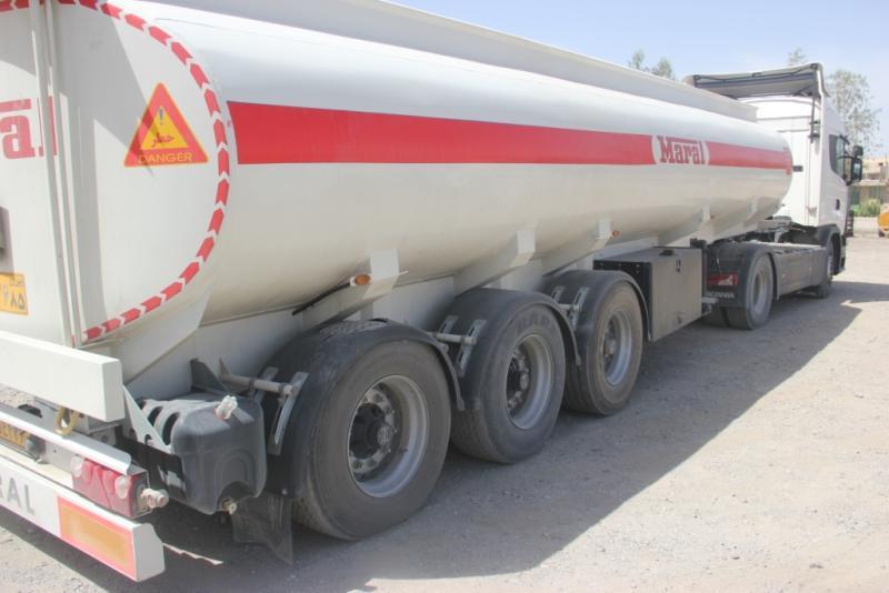 كشف بیش از 31 هزار ليتر سوخت قاچاق در زنجان