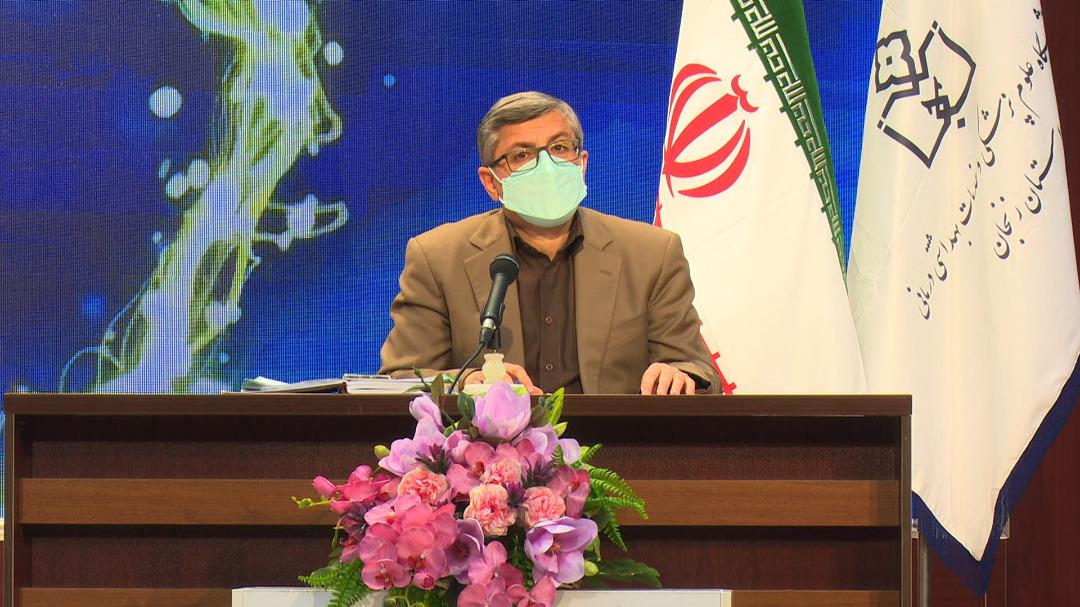 بیش از۱۷۰هزار نفر در زنجان واکسن کرونا دریافت کردند