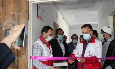 افتتاح سه خانه هلال در زنجان