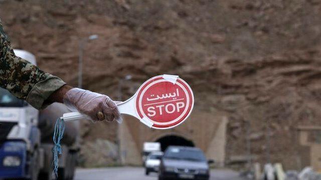 محدودیتهای ترافیکی از ساعت 12 امروز در سراسر کشور اجرا میشود