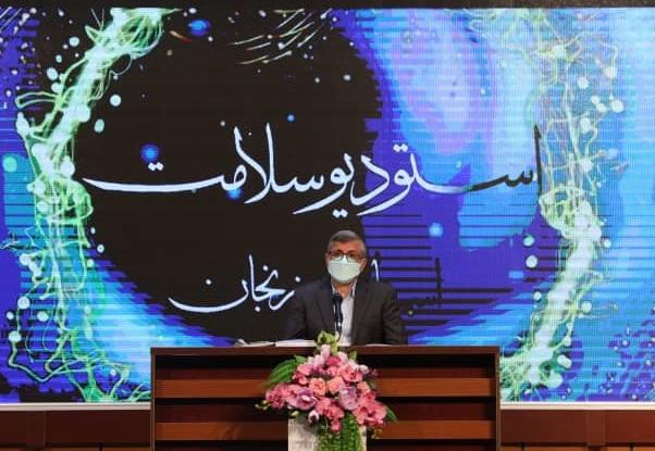 روند سرپایی و بستری بیماری کرونا در استان زنجان صعودی است