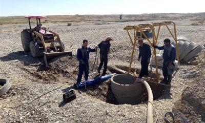 مشکل آب 15 روستای شهرستان خدابنده رفع شد