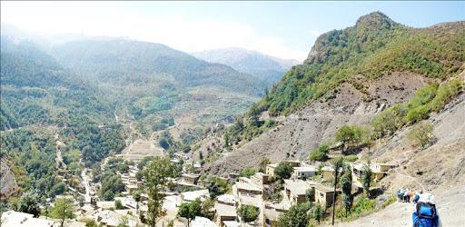 افتتاح تاسیسات گردشگری شهرستان طارم در هفته جهانی گردشگری
